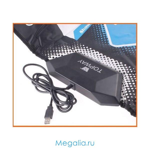 Коврик танцевальный интерактивный для ПС Dens Revolushon Mat USB+ Диск 4