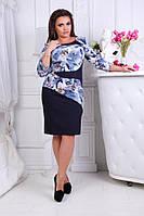 Женское стильное платье, фото 1