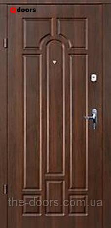 Дверь входная Qdoors модель Классик эконом