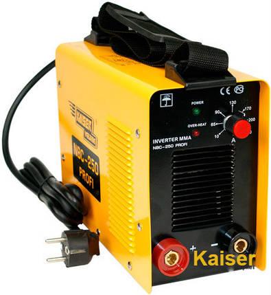 Сварочный аппарат Kaiser NBC-250 Profi, фото 2