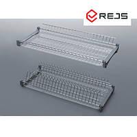 Сушка для посуды, 500 мм, эффект хрома standart 3 - Rejs (Польша)