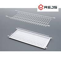 Сушка для посуды, 400 мм, белая эмаль standart 1 - Rejs (Польша)