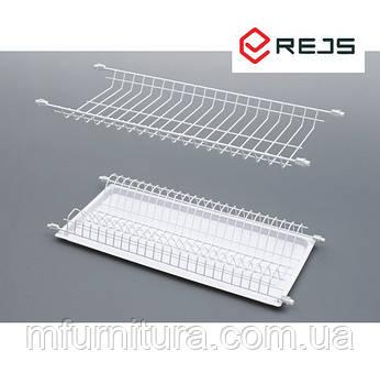 Сушка для посуды, 400 мм, белая эмаль (STANDART 1) - Rejs (Польша)