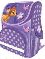 Рюкзак, портфель школьный каркасный (ранец) Rainbow Fauna 7-506