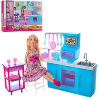 Кукла-повар с кухонной мебелью Каibibi BLD132