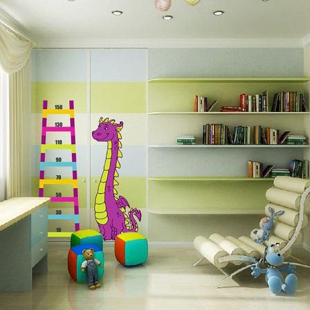 Ростомер Настенный Dinosaur, фото 2