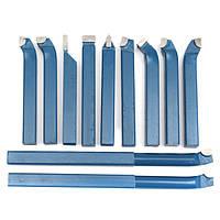 11шт 8мм Мини-станок Инструмент Набор для твердосплавного режущего инструмента для резки металла для резки металла Набор