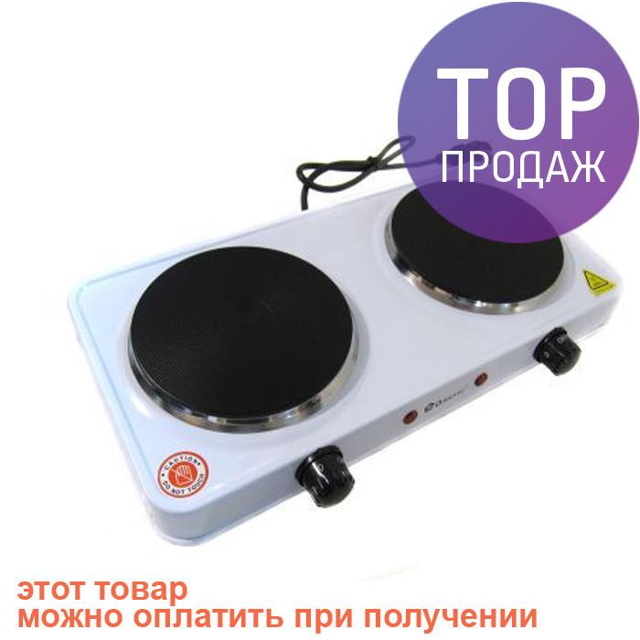 Плита электрическая двухкомфорочная
