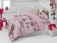 Комплект детского постельного белья из ранфорс