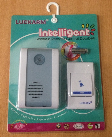 Беспроводной звонок Luckarm D002