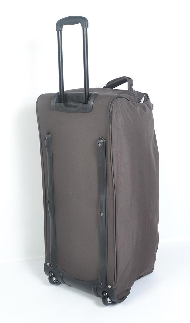 Сумка большая дорожная  LYS-86 чемодан на колёсах с выдвижной ручкой туристический