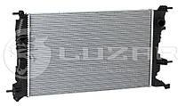 Радиатор охлаждения Renault Megane Рено Меган/ Scenic III Сценик 1.2/1.4/1.5 (08-) АКПП/МКПП  21410-0002R