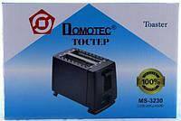 """✅Тостер электрический """"DOMOTEC"""" MS-3230"""