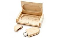 Оригинальные деревянные флешки в шкатулке 16GB Возможно нанесение надписи / логотипа