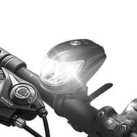 XANES FSL01 800LM 180 ° Floodlit StVZO Smart Датчик Передний свет велосипеда Водонепроницаемы Перезаряжаемый 5 режимов