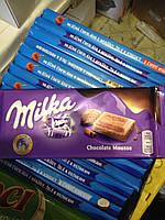 """Шоколад """"Milka"""" с шоколадным муссом"""