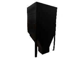 Бункер для пеллет (Liberator), объем 2 м³