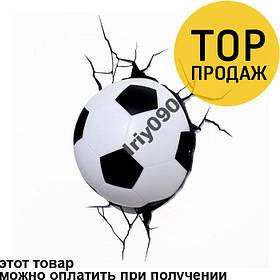 3D светильник ночник Football Light Футбольный мяч / осветительные приборы