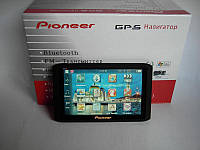 "Автомобильный GPS навигатор Pioneer 7"" 712 HD 4gb"
