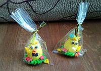 """Кондитерское украшение """"Весёлые яйца, 2 шт."""" (распродажа)"""