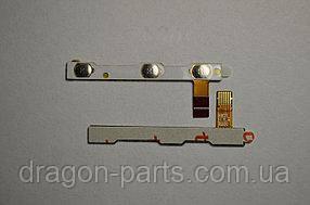 Шлейф боковых кнопок Nomi C10103 Ultra, оригинал