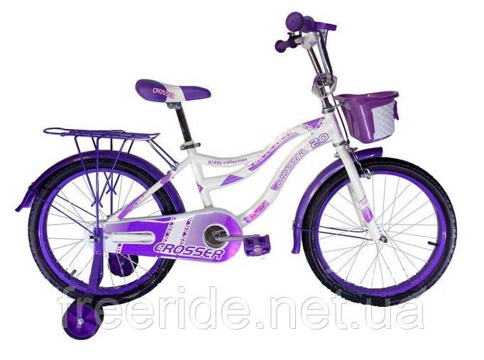 Детский Велосипед Crosser Kiddy 20