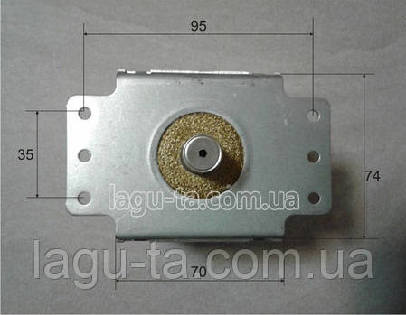 Магнетрон АМ741, фото 2