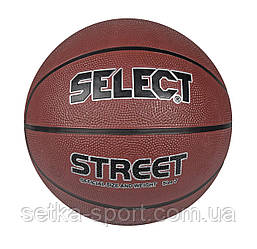 Мяч баскетбольный SELECT BASKET STREE (5/7)
