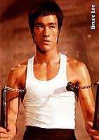 Плакат Брюс Ли 05