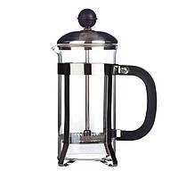 350ML Стекло из нержавеющей стали Кофе-фильтр французского фильтра Чай Чайник Пресс-плунжер