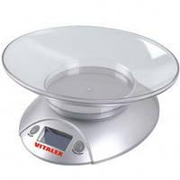 Кухонные весы Vitalex VT-300 до 3 кг