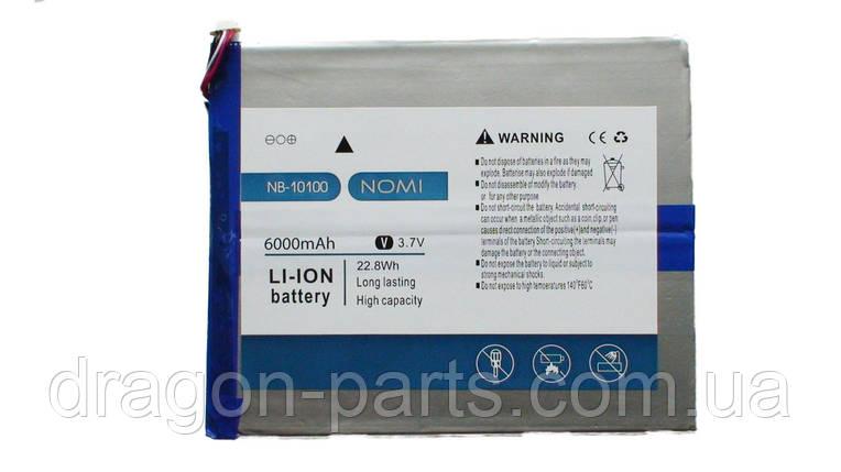 Аккумулятор (АКБ, Батарея) Nomi W10100 Deka, оригинал, фото 2