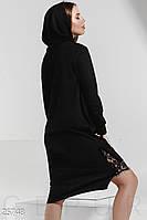 Удлиненное спортивное платье Gepur 25748