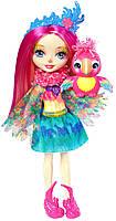 Энчантималс Попугайчик Пики и Шини Enchantimals Peeki Parrot Sheeny