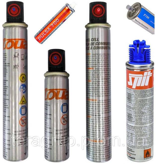 Газовые баллончики для монтажного инструмента TOUA - фото 1