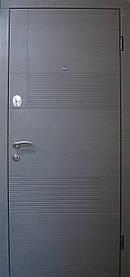 """Стальные входные двери """"Редфорт  (Redfort)  Калифорния"""" МДФ в квартиру"""
