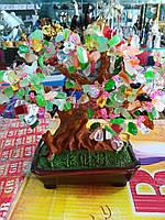 Дерево из самоцветов