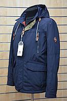Весенняя куртка Black Vinyl TC18-1295