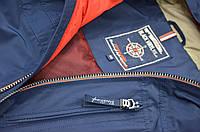 Весенняя куртка Black Vinyl TC18-1278