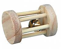 Валик деревянный для хомяка 3,5*5см, Trixie™
