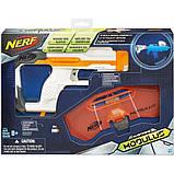 Комплектующие к бластеру Нерф Искусный защитник Nerf Modulus Strike and Defend Upgrade Kit, фото 2