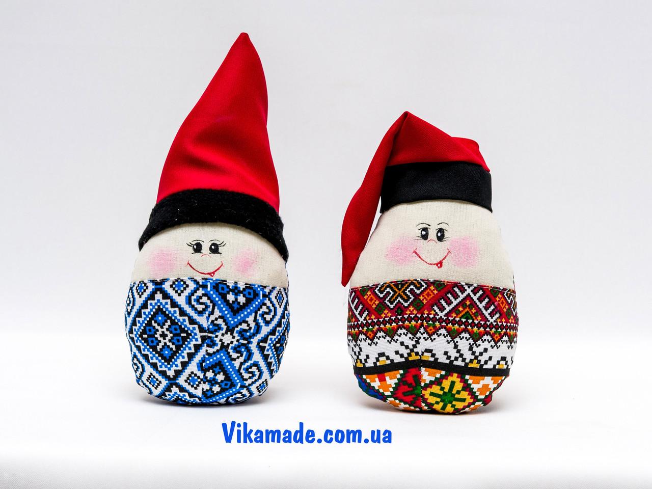 Пасхальный декор яйцо козак