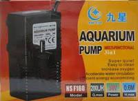 Фильтр внутренний Minjiang NS-F160 (для аквариумов 10-40 л)
