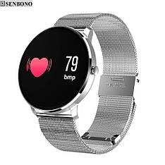 Розумні годинник SENBONO CF007H фітнес браслет