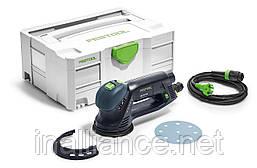 Эксцентриковая шлифовальная машинка с редуктором ROTEX RO 125 FEQ-Plus Festool 571779