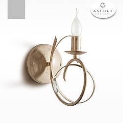 Бра, настінний світильник металевий, класичний стиль 10702