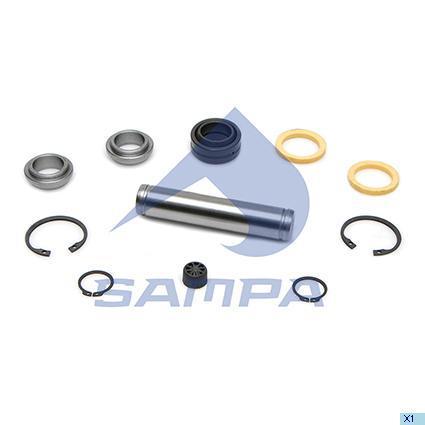 0002541008S ремкомплект вилки сцепления MB,MAN,DAF,Iveco (Sampa)