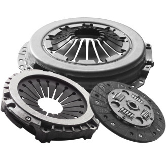Сцепление ГАЗ 3102, 31029,3110 с дв.406, (диск нажим.+вед.+подш.)(пр-в