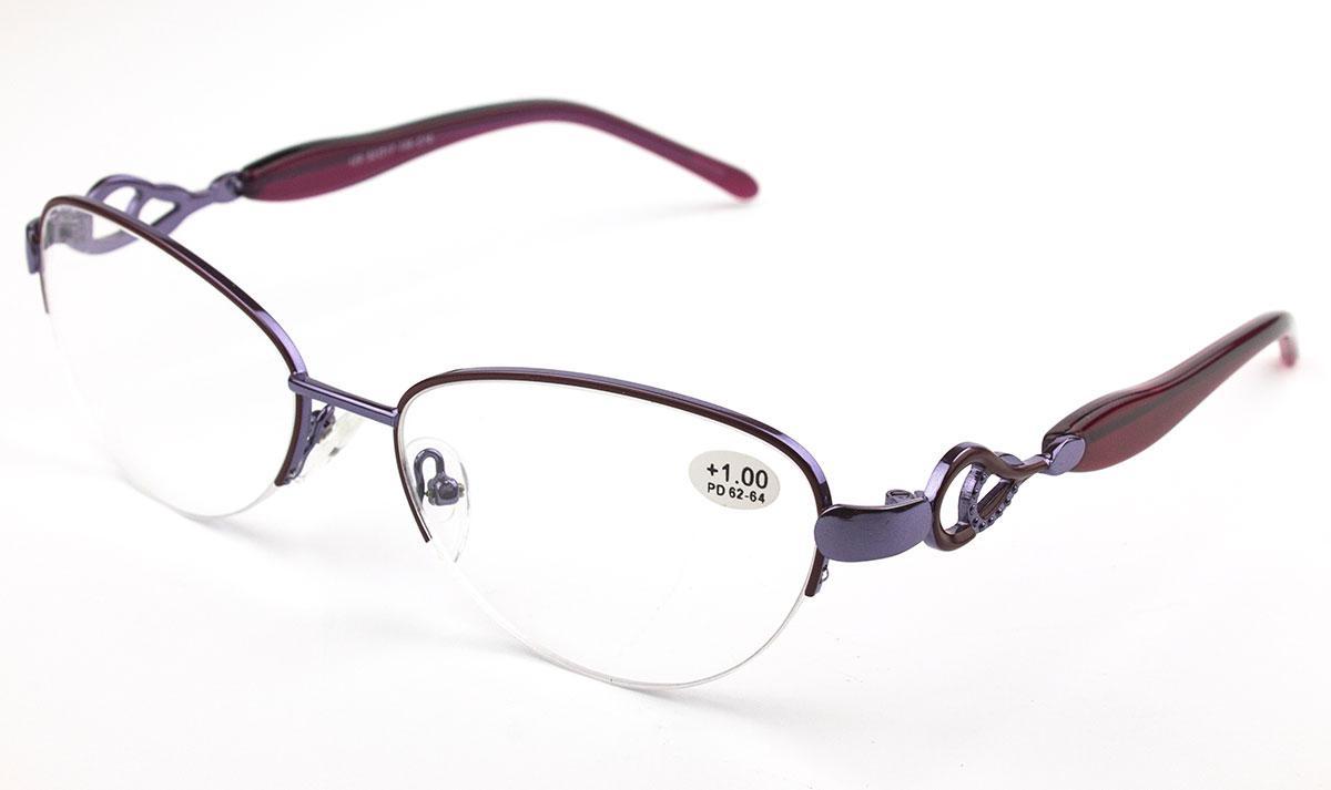 Очки готовые с диоптрией 129 EAE для зрения