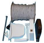Для кассетно-шнурового привода
